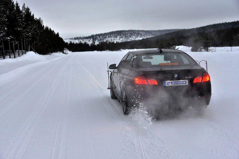 Michelin buys 'Fox Farm' test centre in Ivalo, Finland