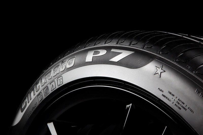 BMW homologates 3 Pirelli tyres for the 7 Series