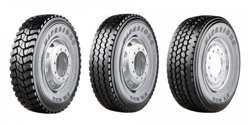 Firestone introduces on/off range, extends on-road portfolio