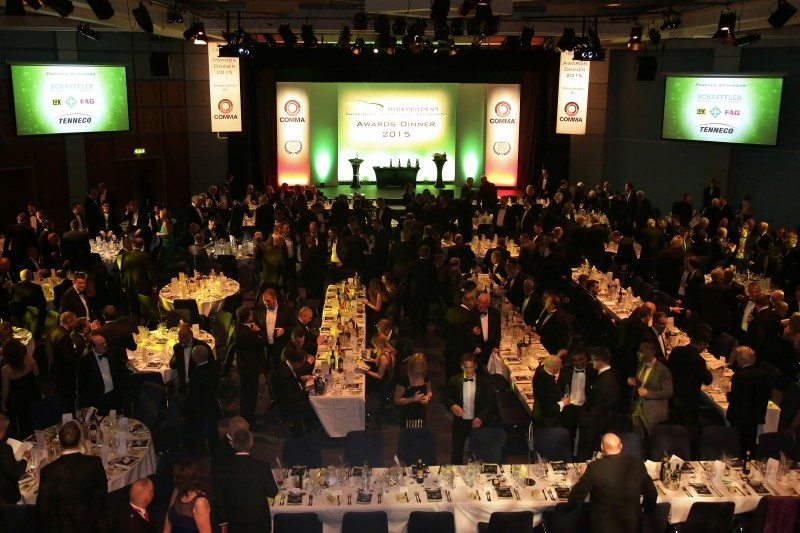 IAAF awards and dinner brings independent aftermarket together