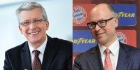 Kihn to replace Wells as Goodyear's EMEA president