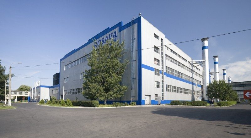 Rosava doubles European tyre sales in 2015