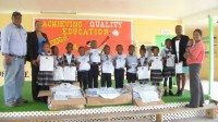 Zenises, ZC Rubber give to schools