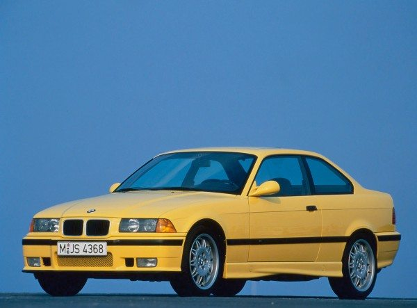 The 1993 BMW M3 E36 – on its way to classic status