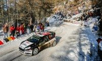 Dmack WRC team fifth after best-ever Rallye Monte Carlo finish