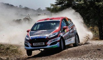 Dmack has a strong focus on helping young rally drivers progress, including its Drive Dmack Fiesta Trophy