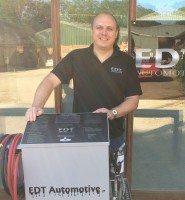 Jon Tatnall made EDT sales director