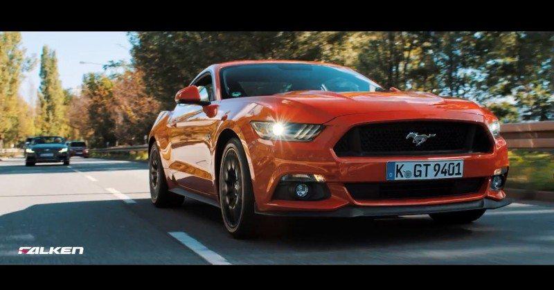 Video: Falken looks forward to 2016 motorsport, branding activities