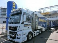 Goodyear continues as exclusive FIA European Truck Racing tyre supplier