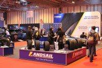 Landsail raises profile at Autosport/Performance Car Show