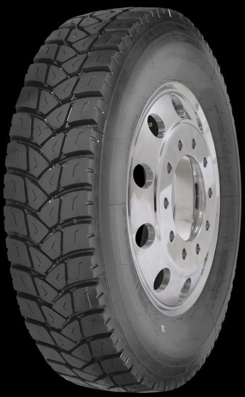 Interstate adds to Sierra truck-bus tyre line