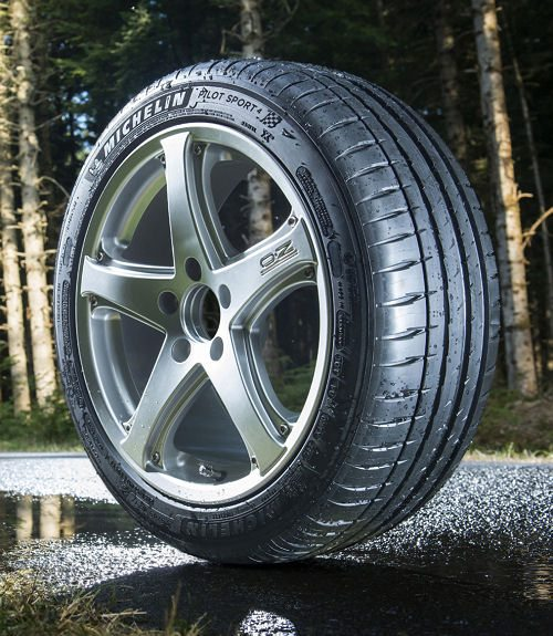 January launch for Michelin Pilot Sport 4