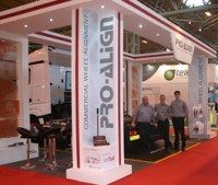 Pro-Align to return to CV Show in 2016