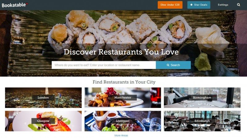 Michelin boosts restaurant activities with BookaTable acquisition