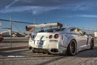 Liberty Walk body kit for R35 Nissan GT-R available in Europe