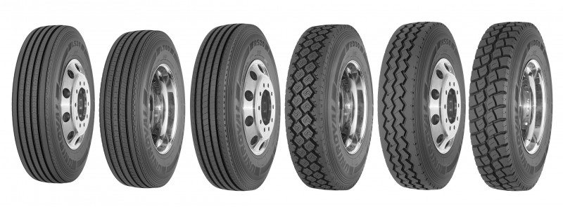 Uniroyal truck tyres launch in USA