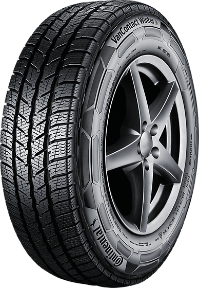 Conti launches new VanContact Winter