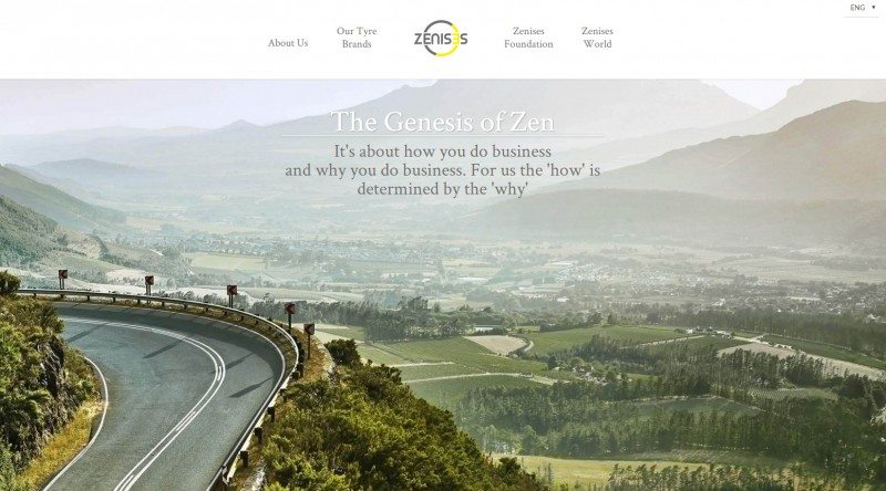 Zenises launches new website