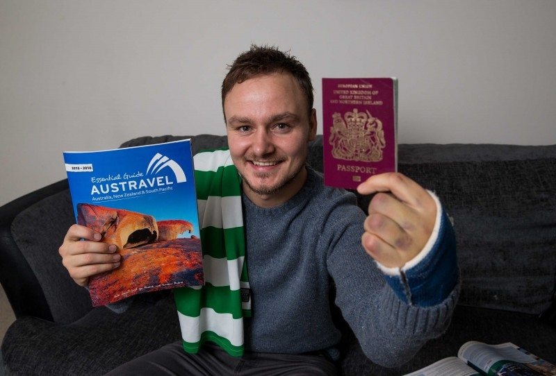 Celtic dilemma for Autoparts UK part-time footballer