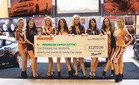 Macmillan benefits from Maxxis Babe Appeal