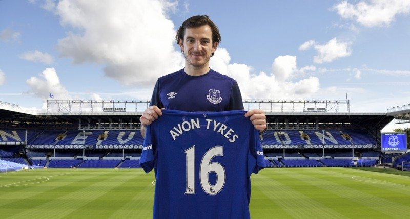 Cooper increases football alliance as Avon becomes Everton's Official Tyre