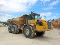 The Earthmax SR 31 is intended for use on articulated dumpers, loaders and dozers