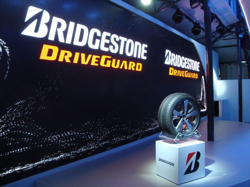 Bridgestone launches the DriveGuard aftermarket runflat