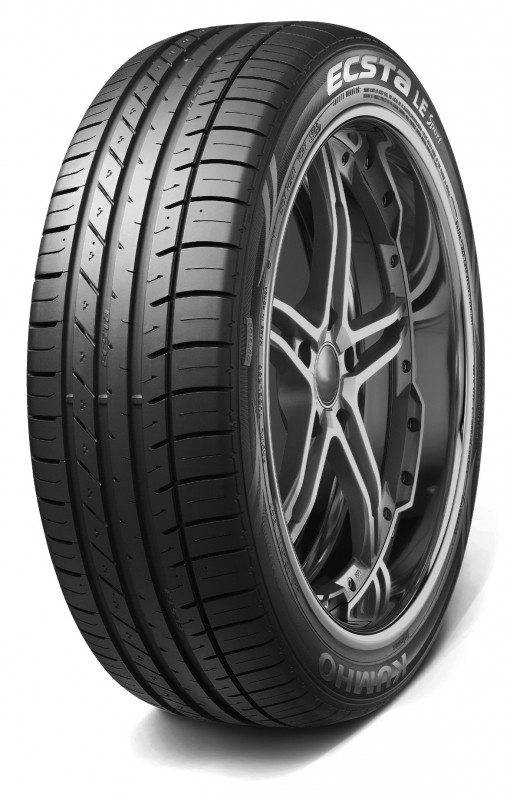 Kumho car tyre range supported by motorsport, OE