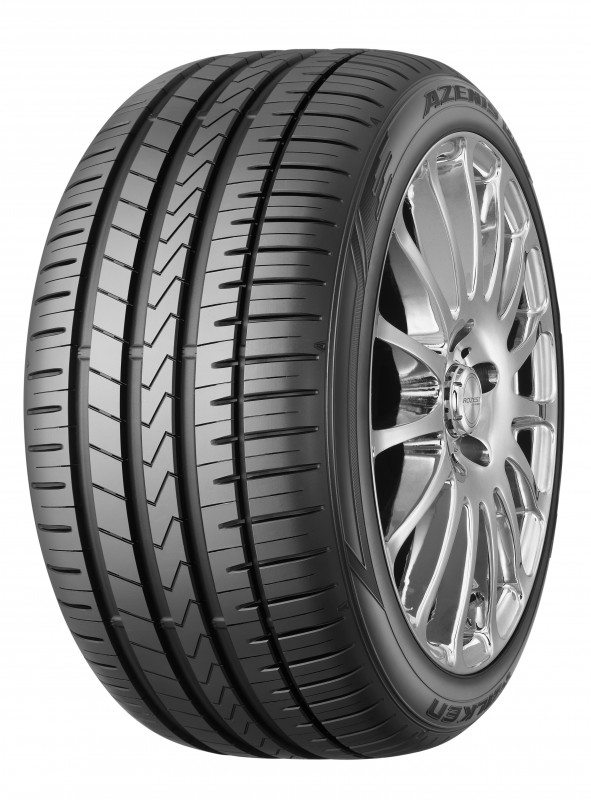 Falken to launch new UHP tyre, Azenis FK510