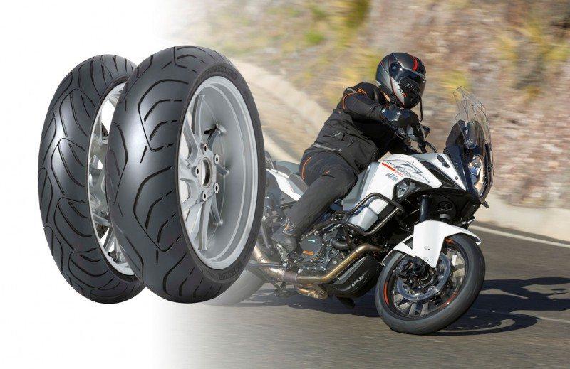 KTM approves Dunlop RoadSmart III for adventure bike pair