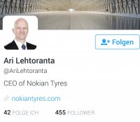 Nokian CEO 'proud' to come clean about tyre testing
