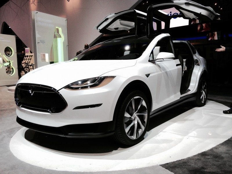 Pirelli supporting Tesla SUV development