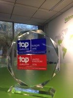 Valeo named a UK Top Employer for third year running