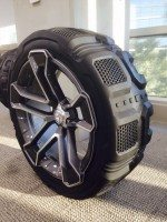 Kumho shows 'futuristic' all-terrain concept tyre for Hyundai's Carlino compact SUV