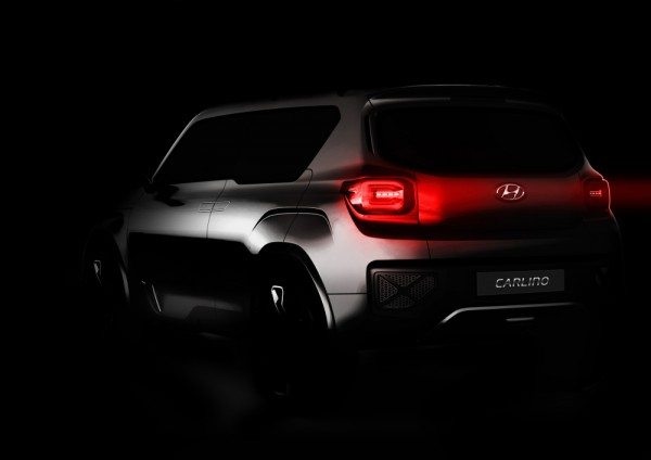The Hyundai Carlino is targeted at emerging international markets, having been unveiled at Auto Expo 2016 in Delhi