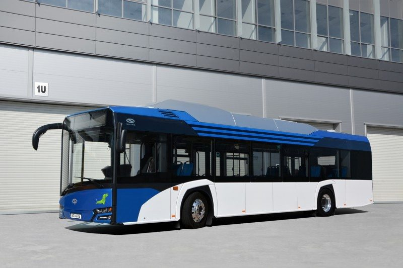 Bus manufacturer Solaris approves ContiPressureCheck for OE fitment