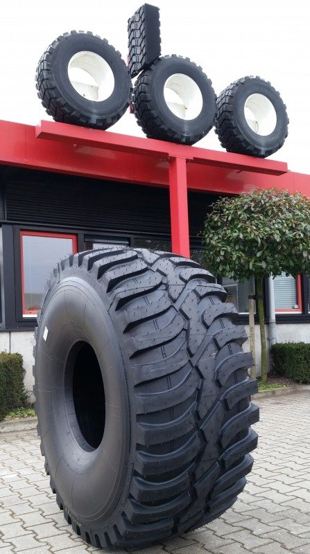 OBO Tyres is celebrating the fifth anniversary of its Ecotrac brand