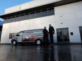 Pro-Align's new facility is located in Plato Park, Dublin