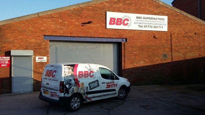 15 new jobs as Lancashire parts distributor BBC Superfactors opens Preston branch