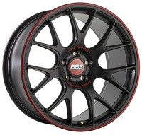 "BBS adapts CH-R design for exclusive ""Nürburgring Edition"""