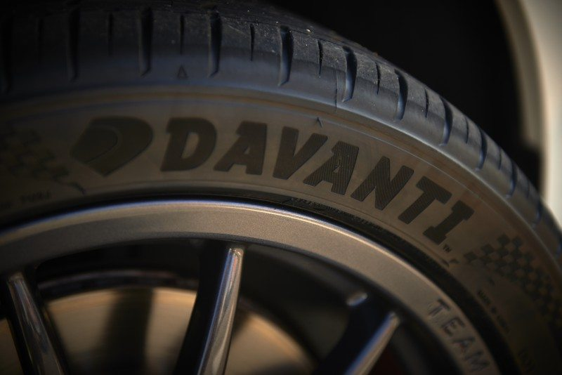Davanti tyres aim to hold their own against mid-range and premium competition, but at a lower price point