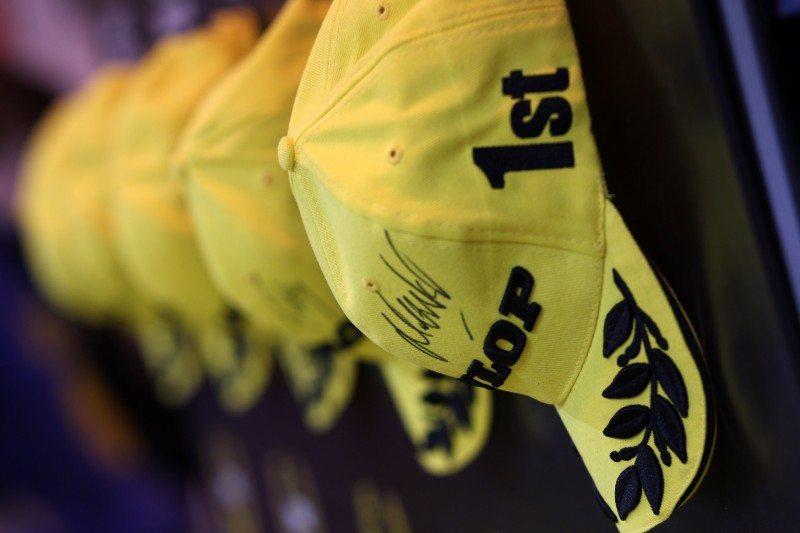 Dunlop BTCC champions caps