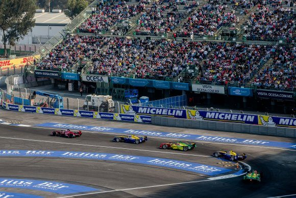 Michelin Pilot Sport EV rises to the track challenge in Mexico