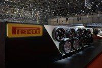 Pirelli previews latest P Zero tyre in Geneva