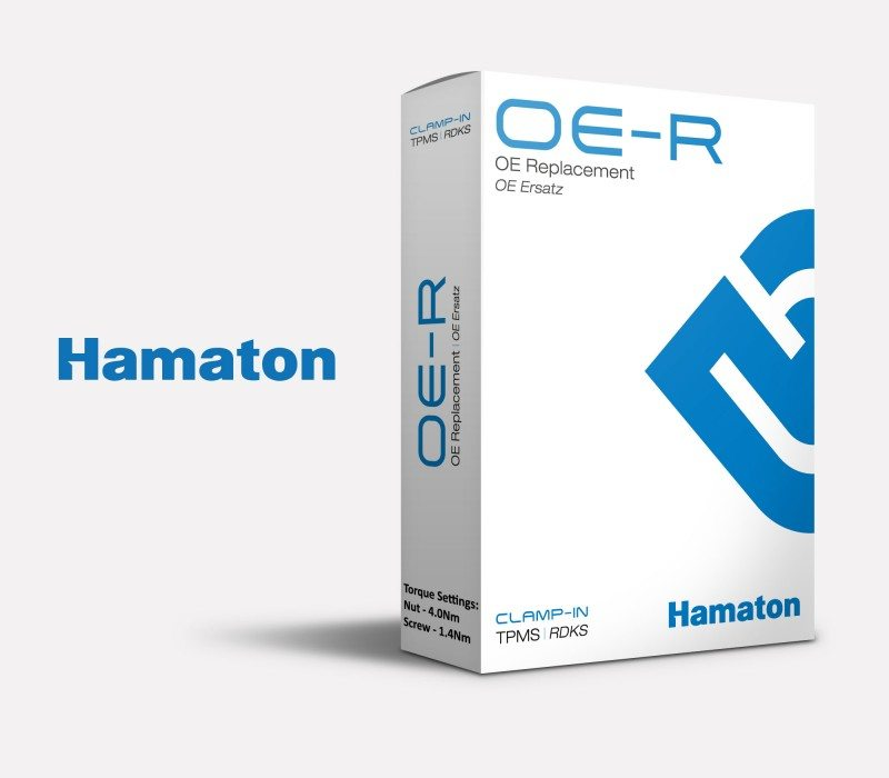 OE-R sensors will take centre stage on Hamaton's Essen show stand