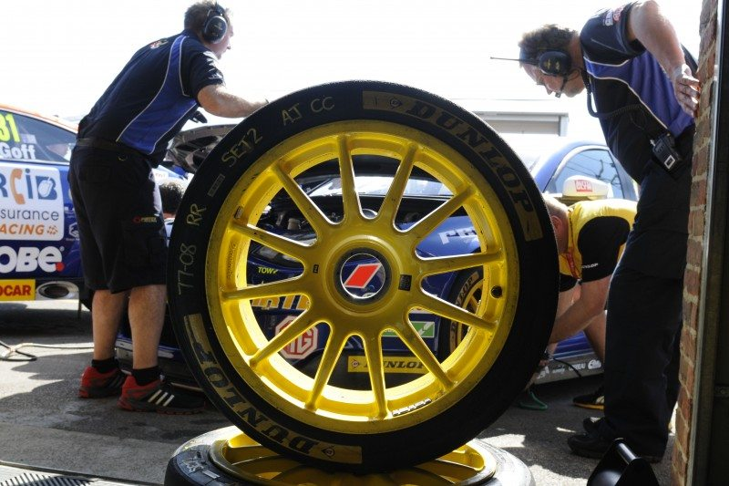 Dunlop's BTCC tyres need to cope with the heat and the cold to allow edge-of-the-seat racing action