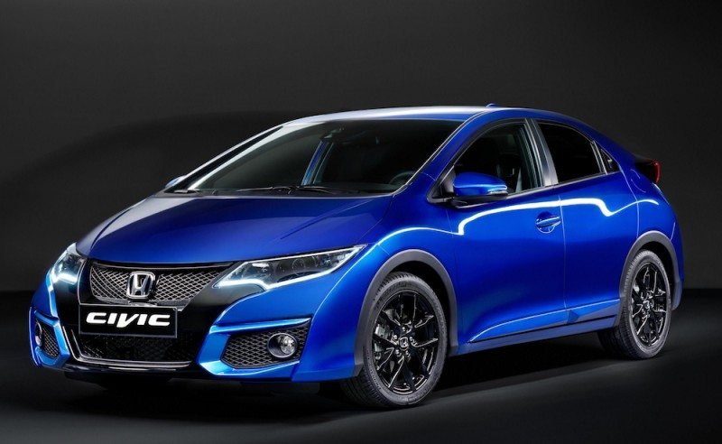 The Honda Civic 'is often overlooked in favour of the Ford Focus, Volkswagen Golf and Vauxhall Astra' despite comparable performance