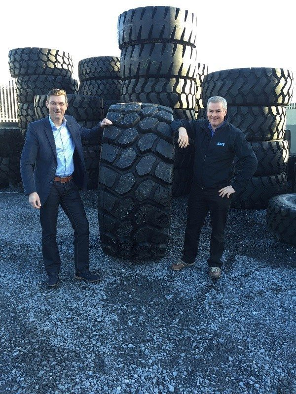 KBT Tyres and Magna Tyres have partners in the Republic of Ireland