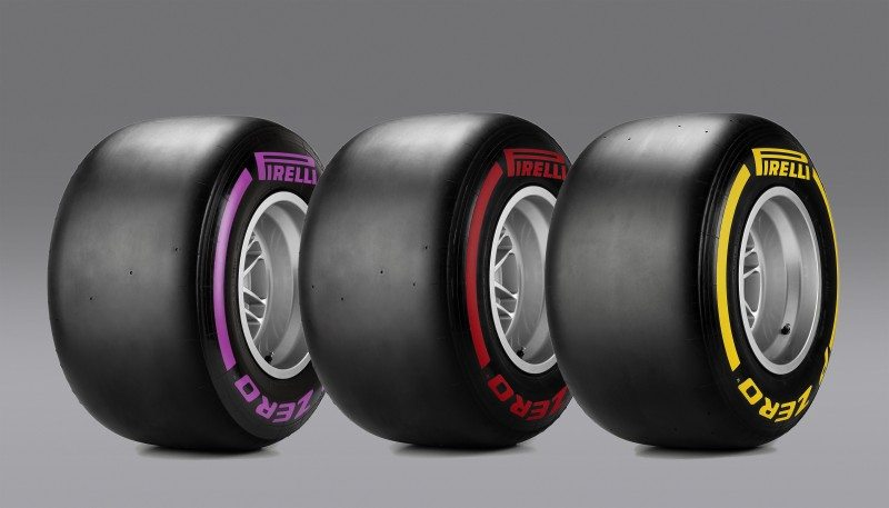 Pirelli's three softest P Zero F1 compounds will be available at the Monaco grand prix