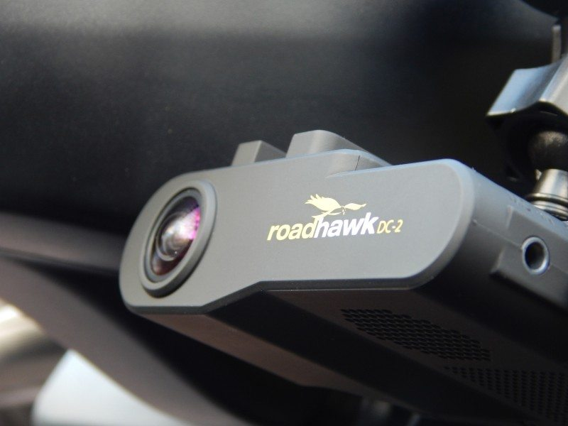 RoadHawk dashboard camera